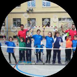Enjoy Sports Kids - Casales - Extraescolares - Salidas 1 día - Tenis