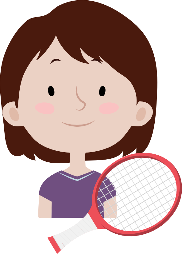 Enjoy Sports Kids - Casales - Extraescolares - Salidas 1 día - Tenis Chica
